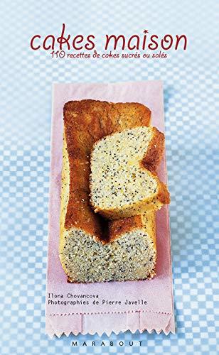 9782501048958: Cakes maison : 110 recettes de cakes sucrés / salés