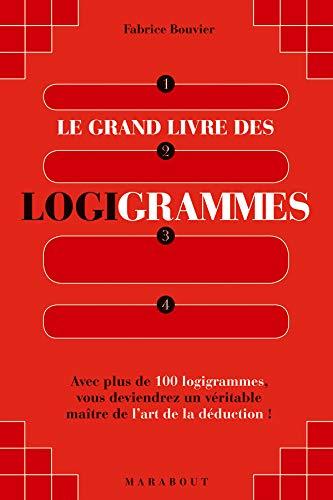 9782501049467: Le grand livre des logigrammes : Diablement logique !