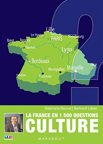 9782501049580: Culture : La France en 1 500 questions