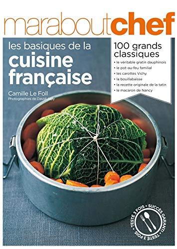 9782501050166: Les basiques de la cuisine française (Marabout Chef)