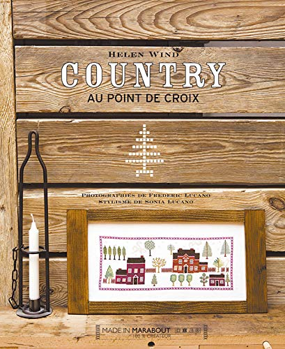 9782501050333: Country au point de croix (French Edition)