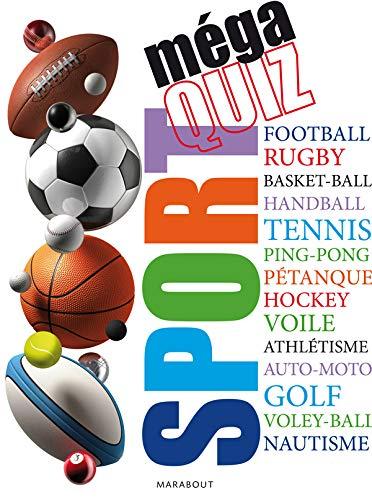 9782501051088: Méga quiz sport