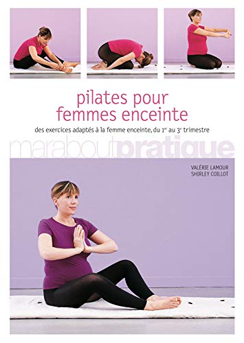 9782501051460: Pilates pour femme enceinte