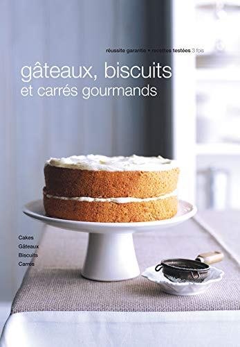 9782501052016: Gateaux, biscuits et carres gourmands (French Edition)