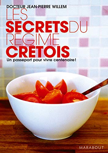 9782501052719: Les secrets du régime crétois