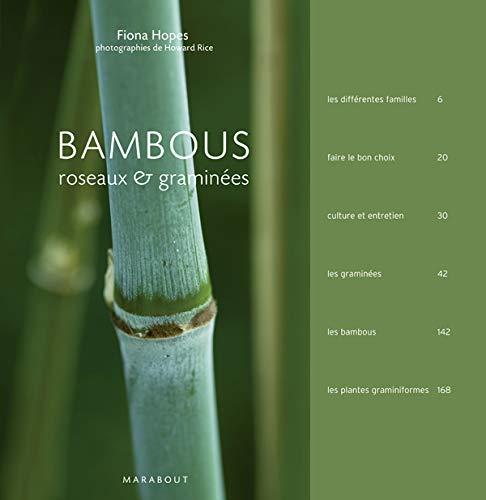 Bambous : Roseaux et graminées: Fiona Hopes