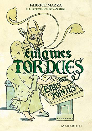 9782501056731: Enigmes tordues pour esprits pointus (French Edition)