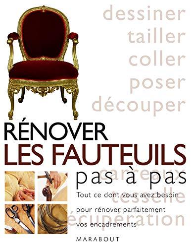9782501058278: Rénover les fauteuils