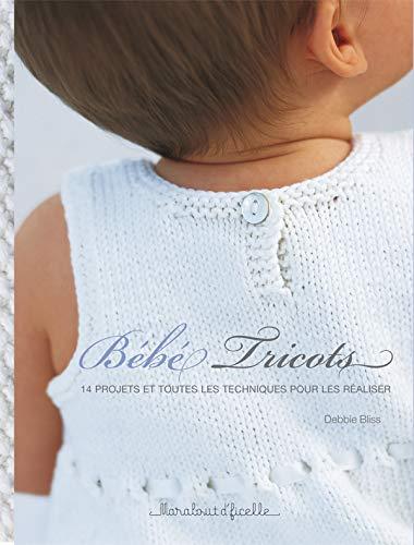 9782501058421: Bébé tricots (Marabout d'ficelle)