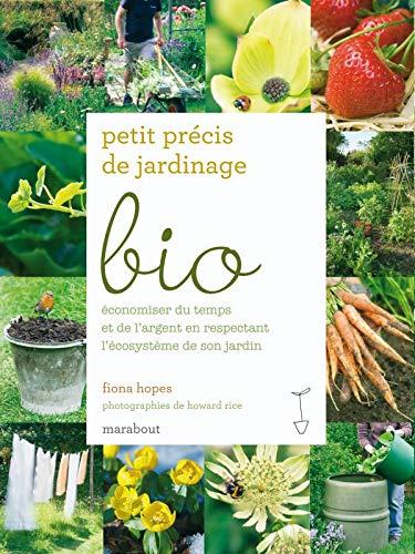9782501058520: Petit précis de jardinage bio (French Edition)