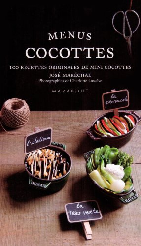 9782501058735: Menus Cocottes (French Edition)