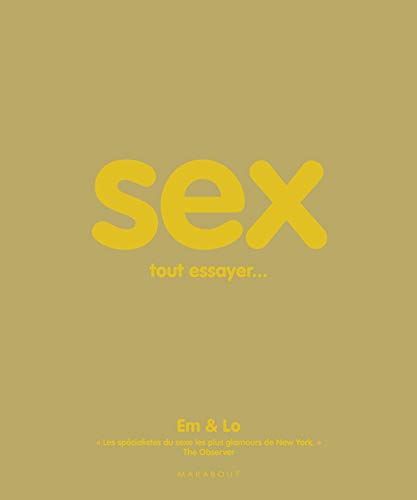9782501059206: Sex (French Edition)