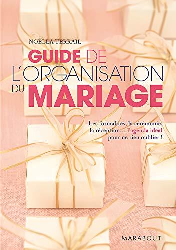 9782501059503: Guide de l'organisation du mariage
