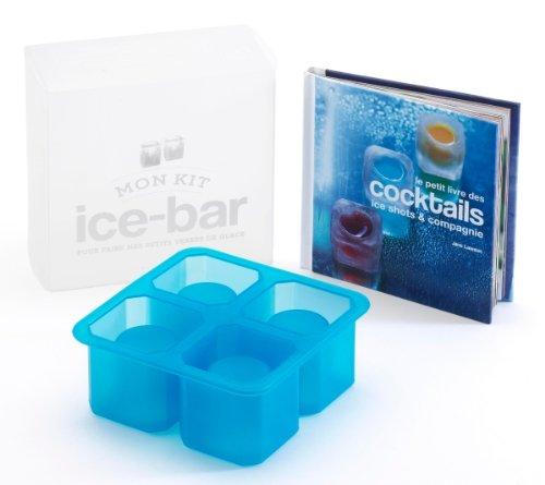 9782501059787: Mon kit ice-bar pour faire mes petits verres de glace (French Edition)