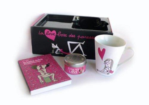9782501059947: La love box des paresseuses