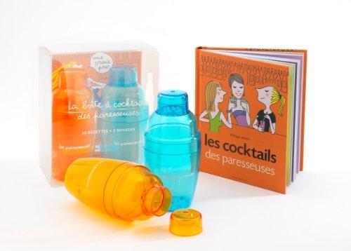9782501059992: La boîte cocktails des paresseuses