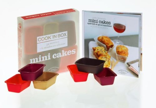 9782501060165: Cook'in Box Mini Cakes Fl (French Edition)