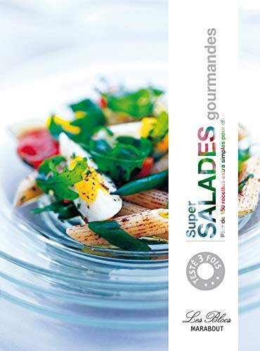 9782501062060: Super salades gourmandes (French Edition)