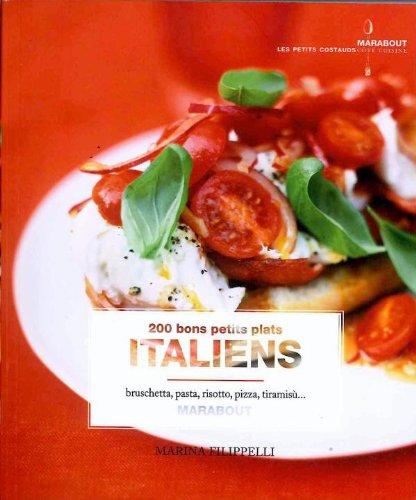 9782501062251: 200 bons petits plats venus d'Italie (Cuisine)