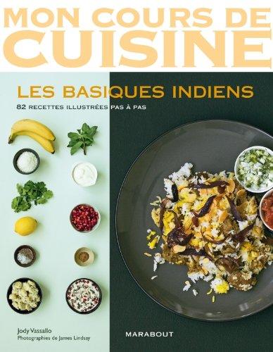 9782501064224: Les basiques indiens (Cuisine)