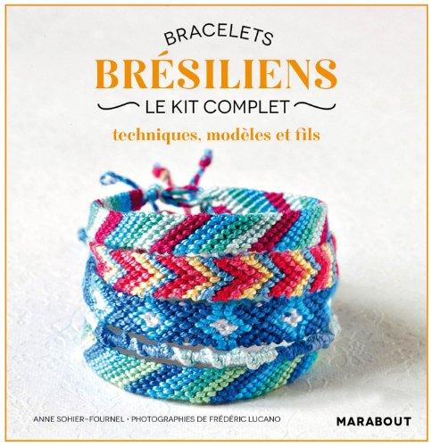 9782501064385: Mini coffret bracelets brésiliens