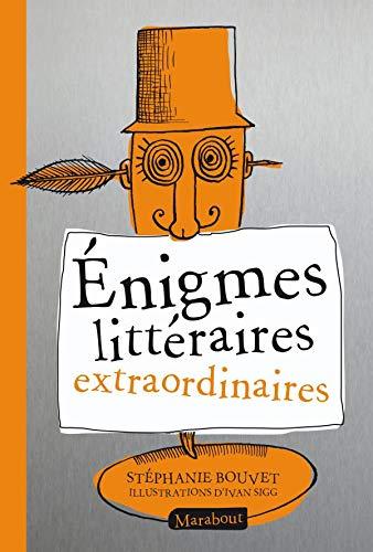9782501064422: Enigmes litt�raires extraordinaires