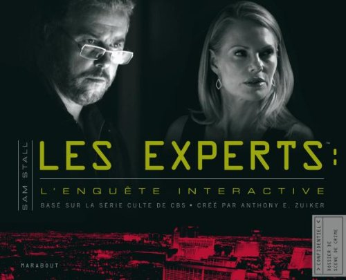 9782501065030: Les Experts : l'enquête interactive