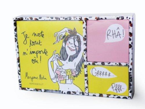 9782501065153: 2 blocs de notes carrés (French Edition)