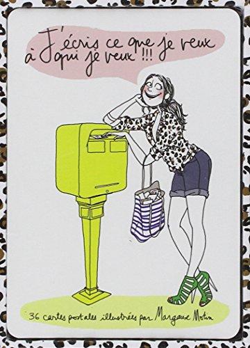 9782501065160: Coffret de 38 cartes postales (French Edition)