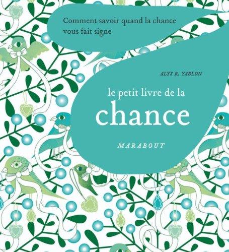 9782501065214: Le petit livre marabout de la chance