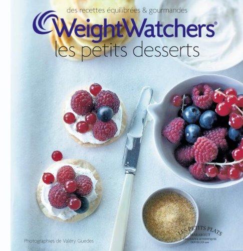9782501065672: Les petits desserts Weight Watchers