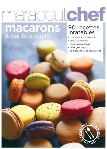 9782501065856: Petits biscuits & macarons (French Edition)
