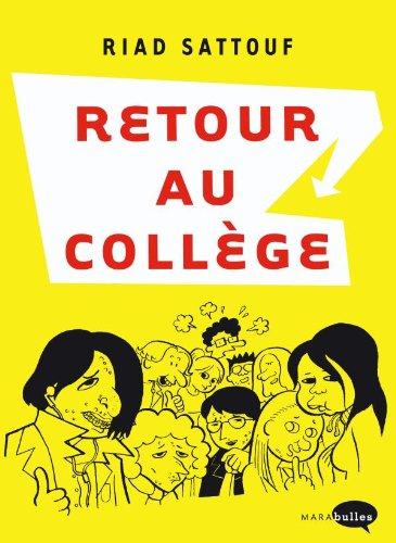 9782501066471: Retour au collège (French Edition)