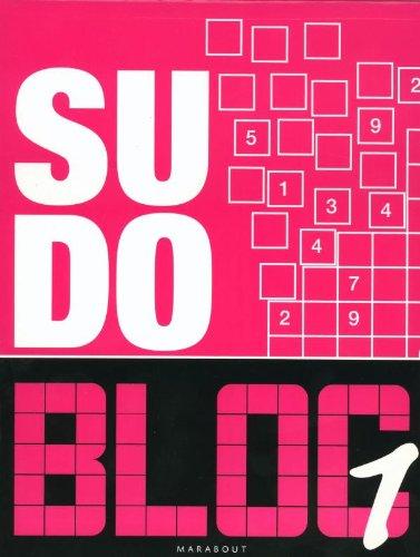 9782501066631: Bloc Sudoku 1