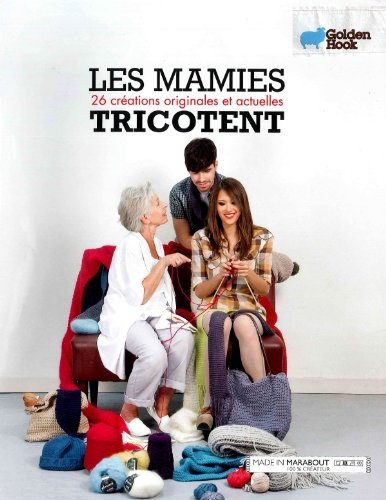 9782501067546: Les mamies tricotent (French Edition)