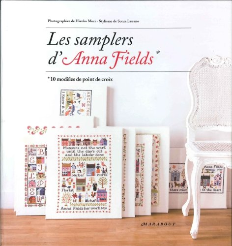 9782501067577: L'univers d'Anna Fields au point de croix