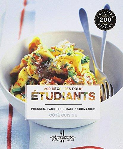 9782501067942: 200 recettes pour étudiants (French Edition)