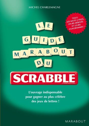 9782501068246: Le guide Marabout du Scrabble (French Edition)