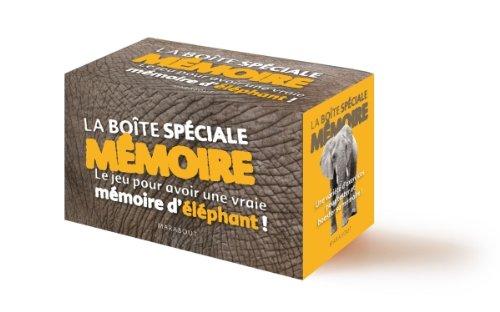 9782501071666: La boite spéciale mémoire (French Edition)