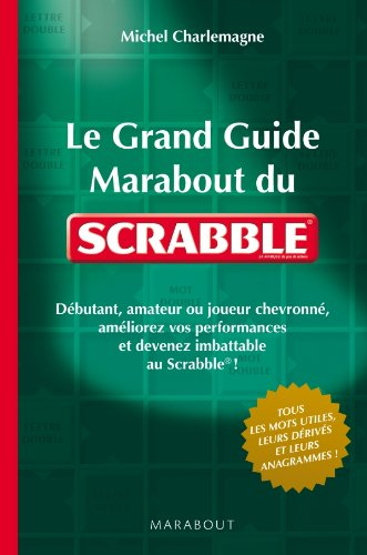 9782501072151: Grand guide marabout du scrabble (French Edition)