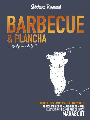 9782501072434: Barbecue & plancha (French Edition)