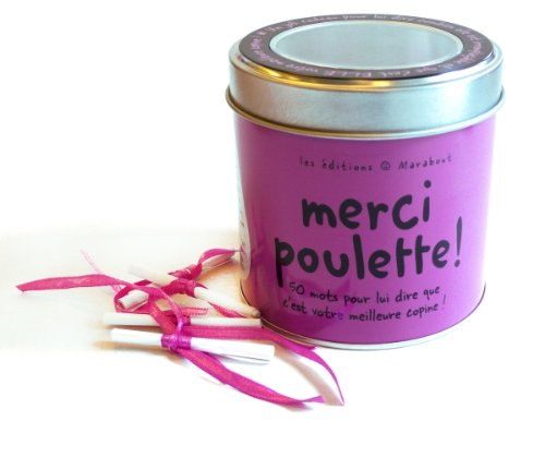 9782501074858: Merci poulette ! (French Edition)