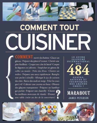comment tout cuisiner (9782501076203) by [???]