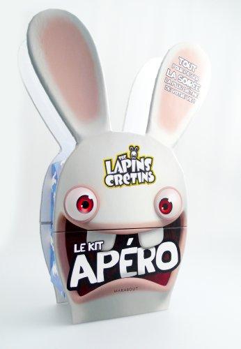9782501078603: LE KIT APERO DES LAPINS CRETINS