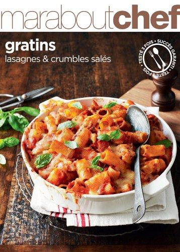 9782501079266: Gratins, lasagnes et crumbles sal�s