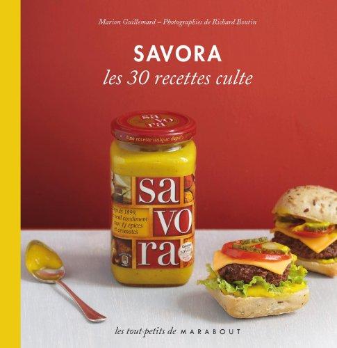 9782501082068: Savora, les 30 recettes culte (Cuisine)