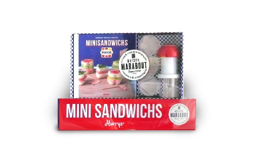 9782501082129: Minis sandwichs Harry's