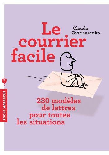 9782501085625: LE COURRIER FACILE (Vie Professionnelle)