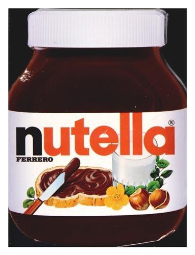 9782501086172: Livre forme nutella (Cuisine)