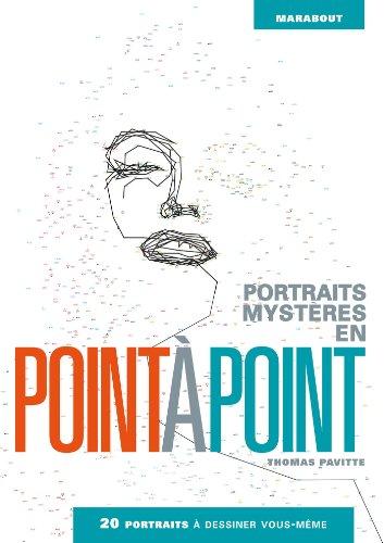 9782501087070: Portraits mystères point à point